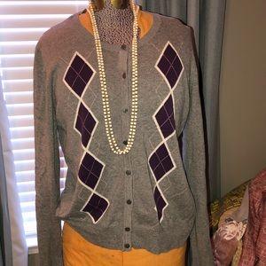 Merona sweater, size XL